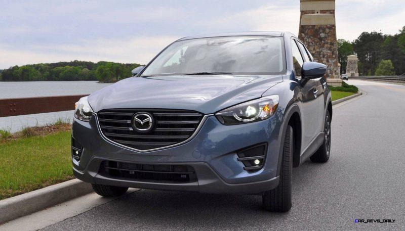2016 Mazda CX-5 Grand Touring FWD 58