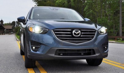 2016 Mazda CX-5 Grand Touring FWD 61