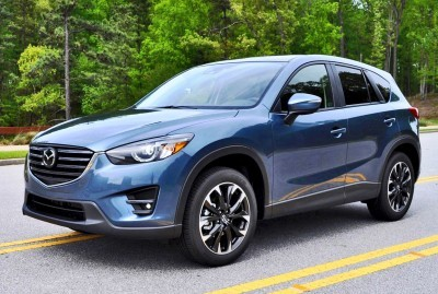2016 Mazda CX-5 Grand Touring FWD 70