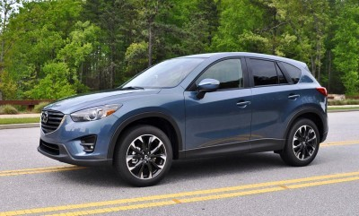 2016 Mazda CX-5 Grand Touring FWD 71