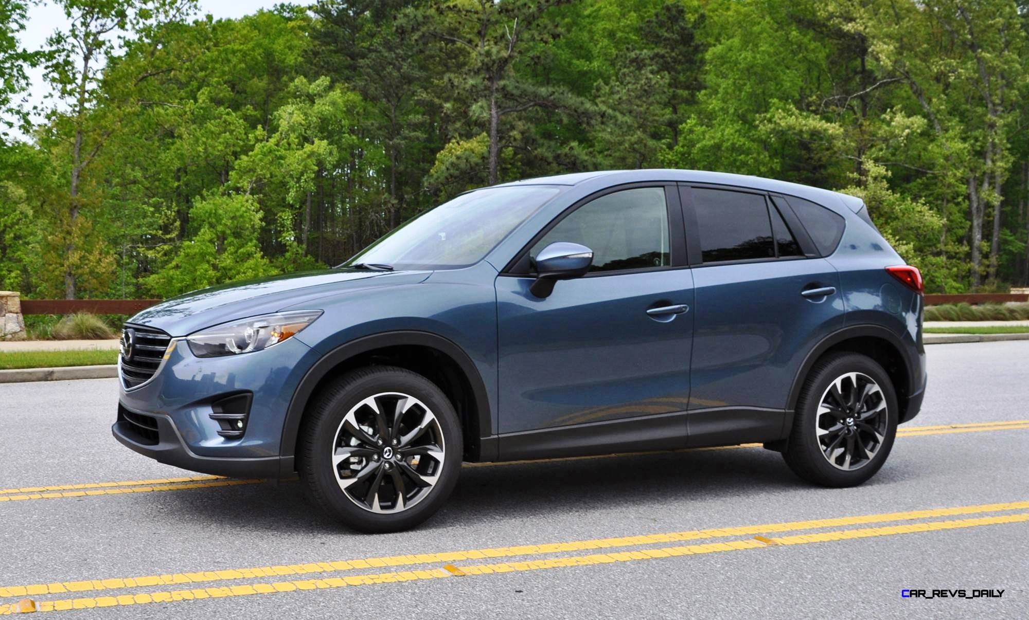 2016 mazda cx-5 grand touring fwd 72 »