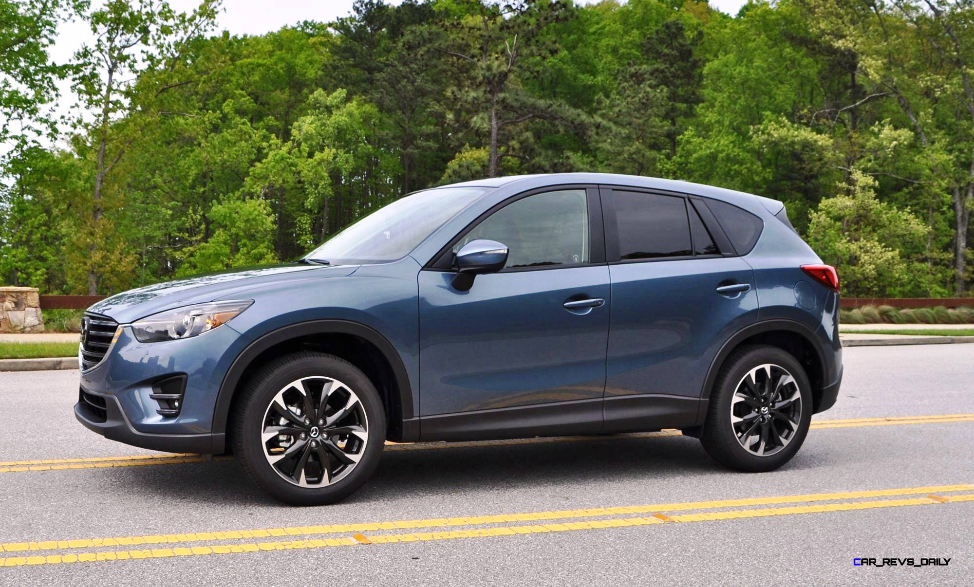 2016 mazda cx 5 grand touring fwd 74 car revs. Black Bedroom Furniture Sets. Home Design Ideas