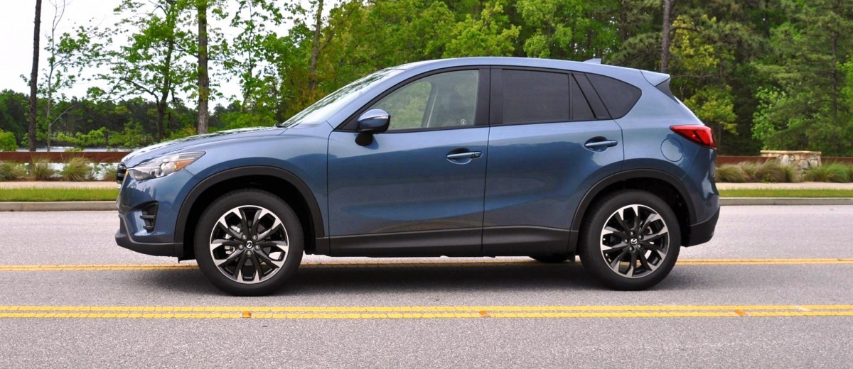 2016 Mazda CX-5 Grand Touring FWD 75