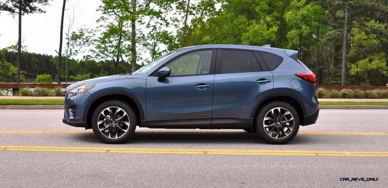 2016 Mazda CX-5 Grand Touring FWD 76