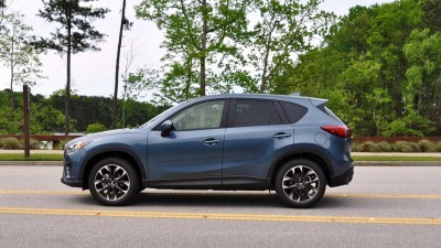 2016 Mazda Cx 5 Grand Touring Fwd 76