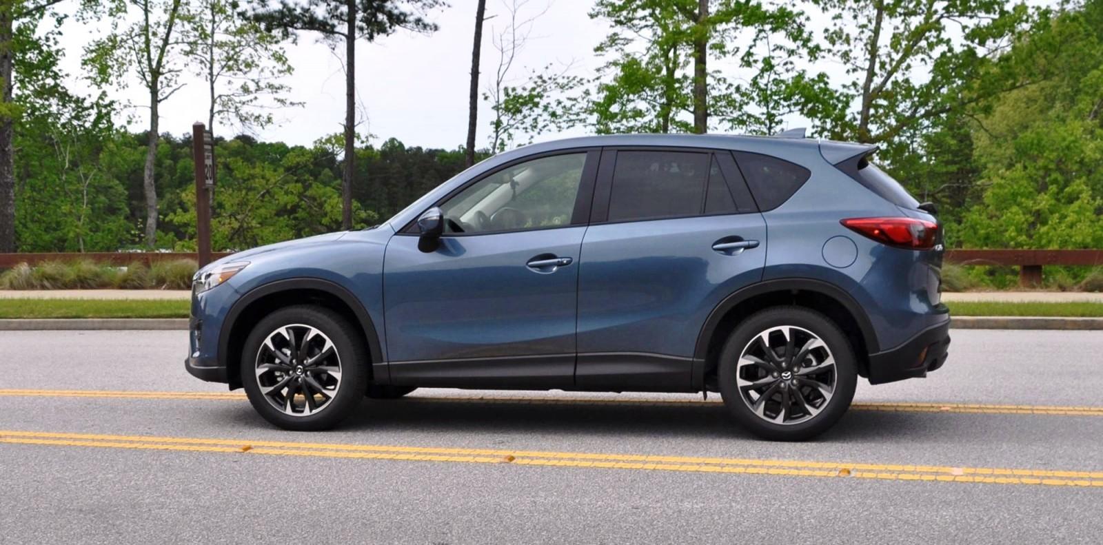 Elegant 2016 Mazda CX5 Interior