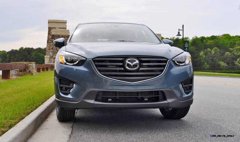2016 Mazda CX-5 Grand Touring FWD 8