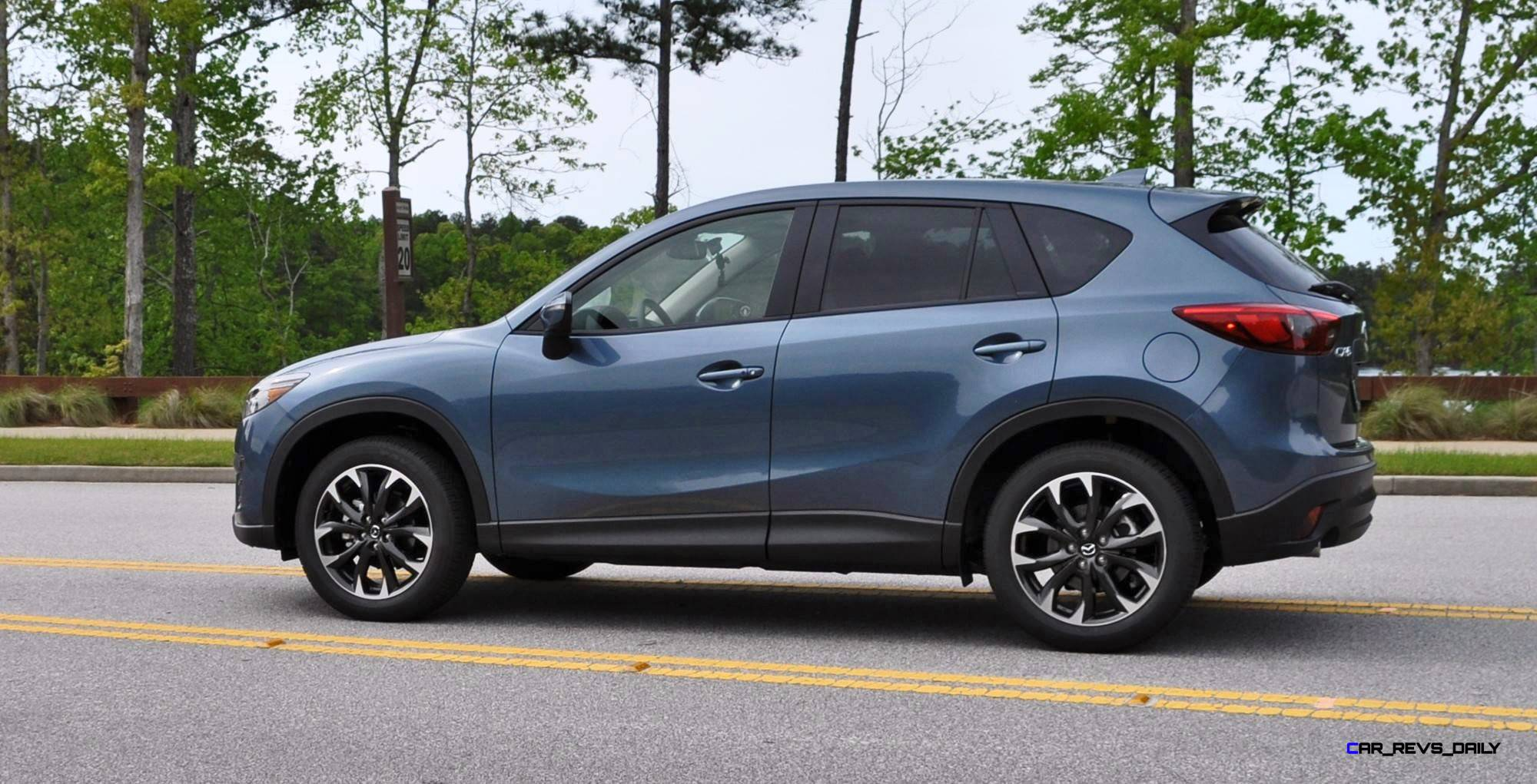 2016 Mazda Cx 5 Safety Review And Crash Test Ratings ...