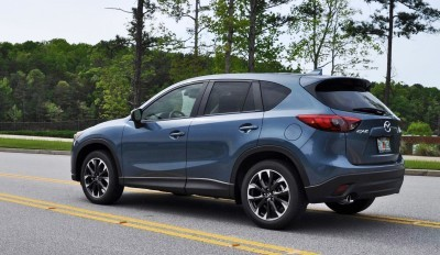 2016 Mazda CX-5 Grand Touring FWD 85