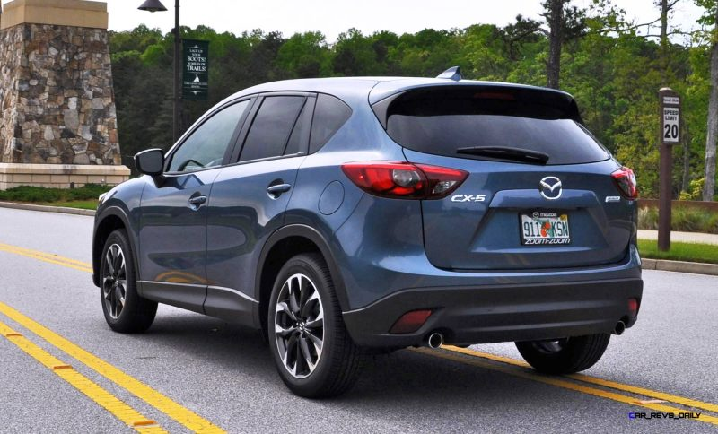 2016 Mazda CX-5 Grand Touring FWD 89