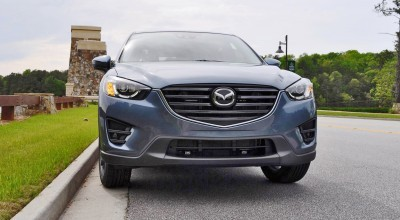 2016 Mazda CX-5 Grand Touring FWD 9