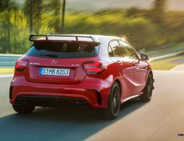 2016 Mercedes-Benz A-Class Refreshed With New LEDs, Fascias and Adjustable Drive Modes