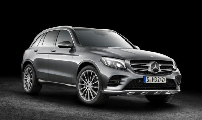Mercedes-Benz GLC 350e 4MATIC, EDITION 1, (X 253) 2015