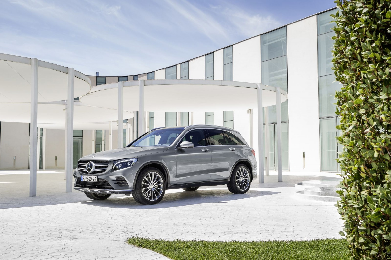 Mercedes-Benz GLC 350e 4MATIC EDITION 1 (X 253) 2015