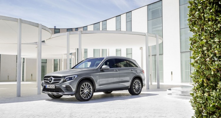 Mercedes benz glc 350e 4matic edition 1 x 253 2015 for Mercedes benz glc 400