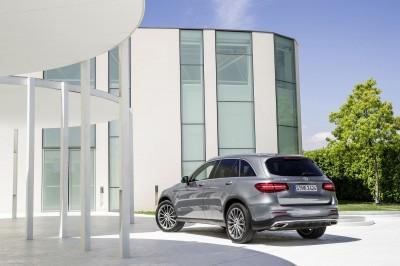 Mercedes-Benz GLC 350e 4MATIC EDITION 1 (X 253) 2015