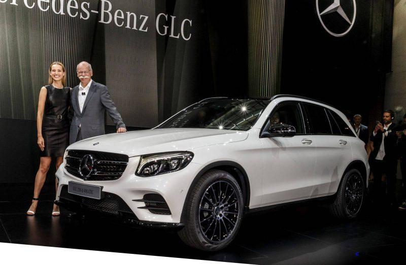 2016 Mercedes-Benz GLC 72