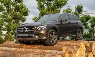 2016 Mercedes-Benz GLC  77