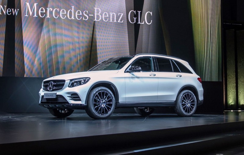 2016 Mercedes-Benz GLC  85