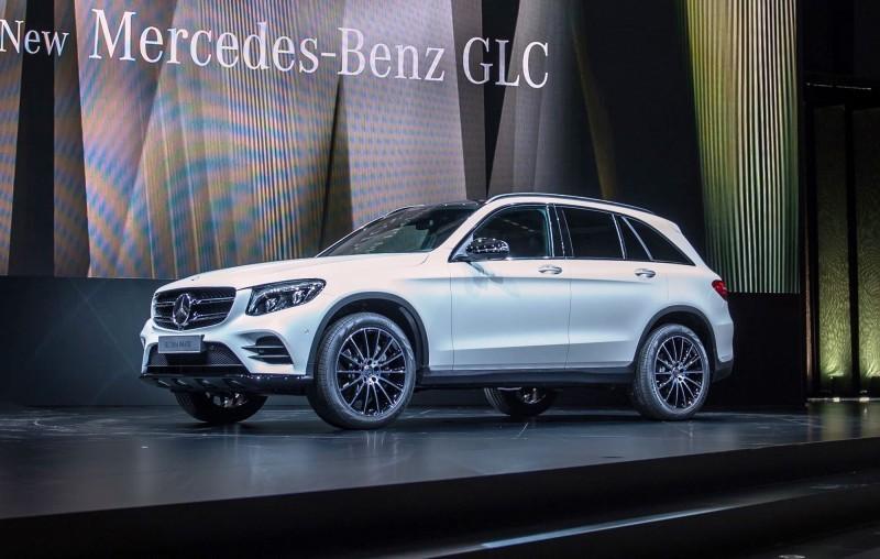 2016 Mercedes-Benz GLC 85