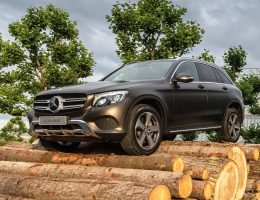 2016 Mercedes-Benz GLC Revealed as $50k Macan-Fighter With Air Suspension and Fab Cabin