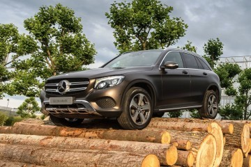2016 Mercedes-Benz GLC  90