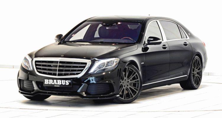 2016 Mercedes-Maybach by BRABUS