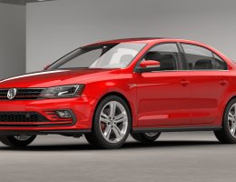 First Look: 2016 Volkswagen Jetta GLI Debuts New Performance Design and Fresh Cabin Tech