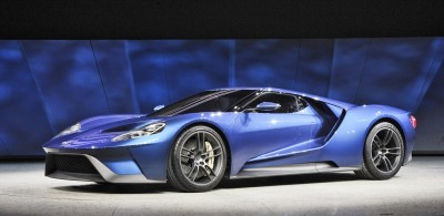 Ford GT at NAIAS