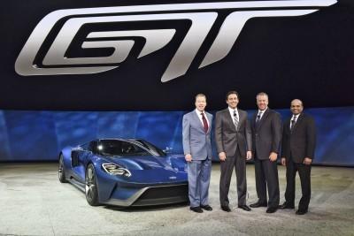 Ford Motor Company Leadership at NAIAS