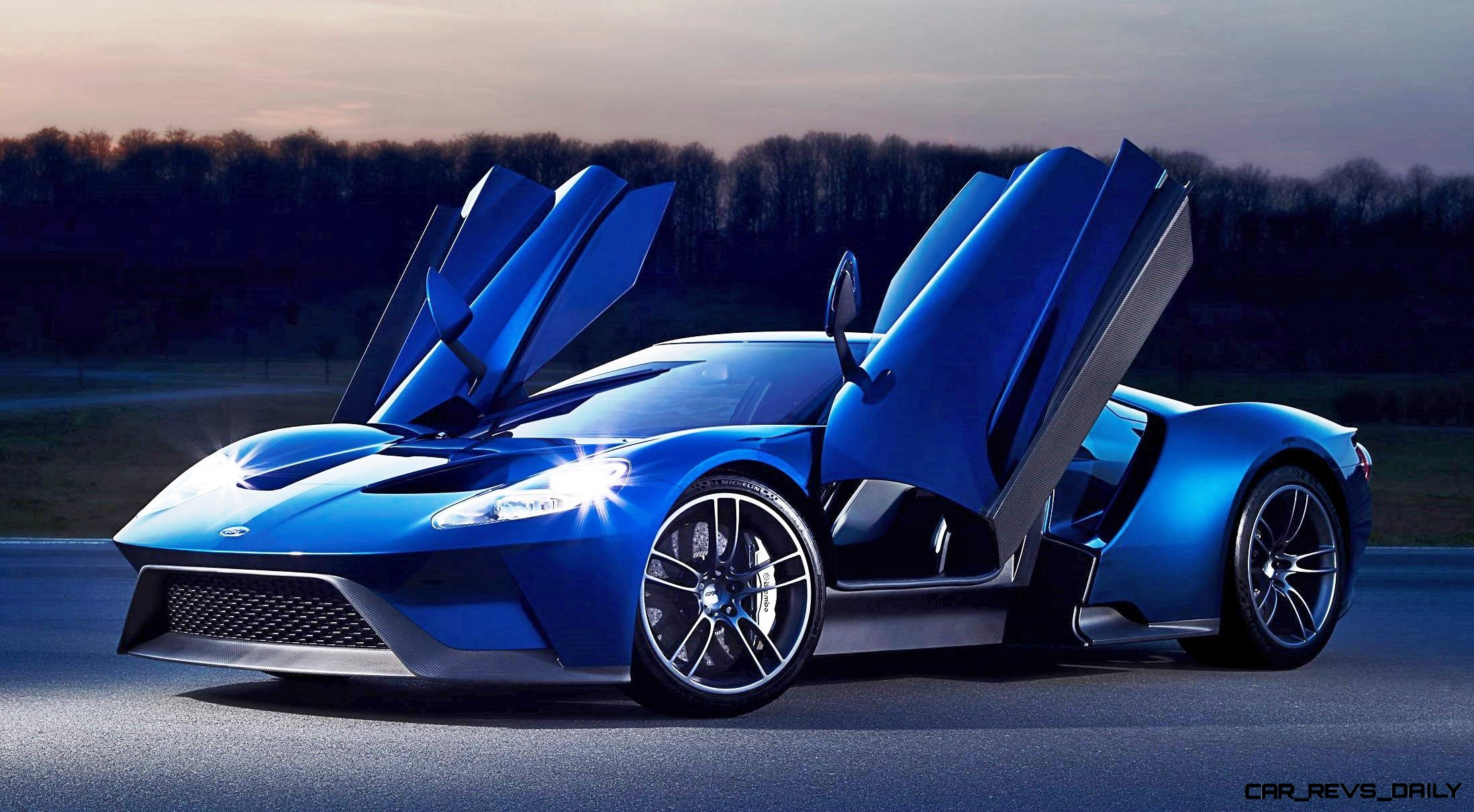 2017 Ford GT – Latest 200 Photos + Digital Colors Visualizer