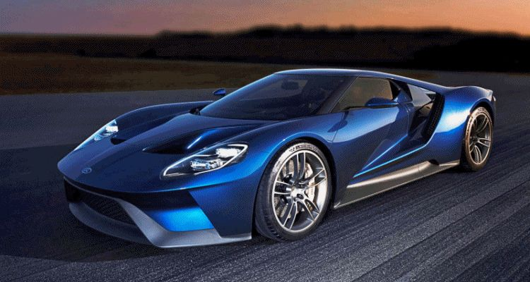 2017 Ford GT - Latest 200 Photos + Digital Colors Visualizer