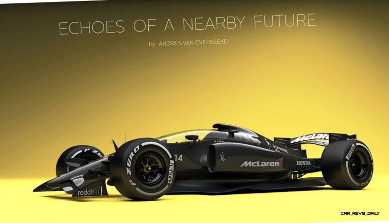 Andries Van Overbeeke - 2019 McLaren-Honda Formula One Renderings 11a