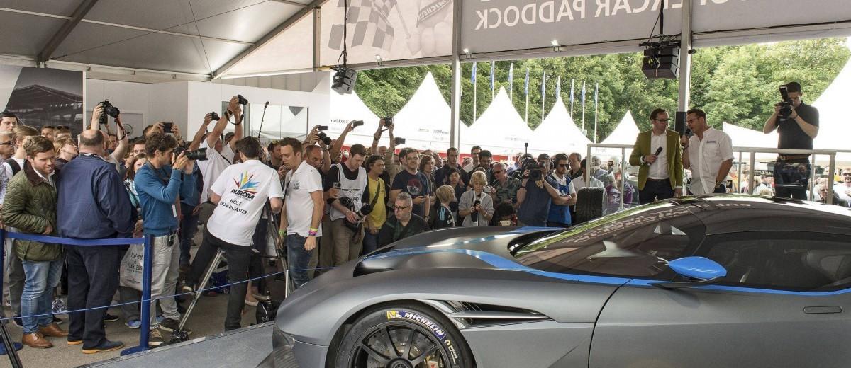 Aston Martin VULCAN 4