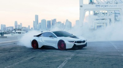 BMW - I8 - VPS-301 - VPS-304 - Port of Miami - © Vossen Wheels 20151208