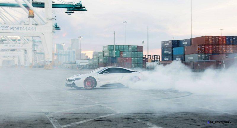 BMW - I8 - VPS-301 - VPS-304 - Port of Miami - © Vossen Wheels 20151203
