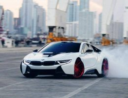 Update1 – VOSSEN BMW i8 Trio On 22s At Port of Miami – 200-Pic Mega Gallery