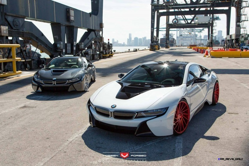 BMW i8 Duo - Vossen Forged Precision Series - ©_17616221454_o