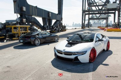 BMW i8 Duo - Vossen Forged Precision Series - ©_17618223463_o
