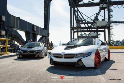 BMW i8 Duo - Vossen Forged Precision Series - ©_17616220954_o