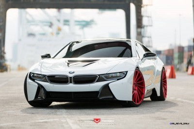 BMW i8 Duo - Vossen Forged Precision Series - ©_17618196213_o