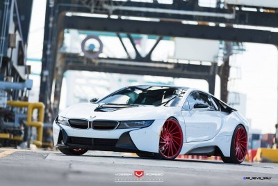 BMW i8 Duo - Vossen Forged Precision Series - © Vossen Wheels 2