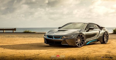 BMW i8 - Vossen Forged VPS-309 - © Vossen Wheels 2015 - 1002