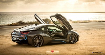 BMW i8 - Vossen Forged VPS-309  - © Vossen Wheels 2015 -  1014