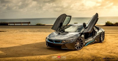 BMW i8 - Vossen Forged VPS-309  - © Vossen Wheels 2015 -  1005
