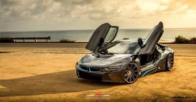 BMW i8 - Vossen Forged VPS-309  - © Vossen Wheels 2015 -  1005
