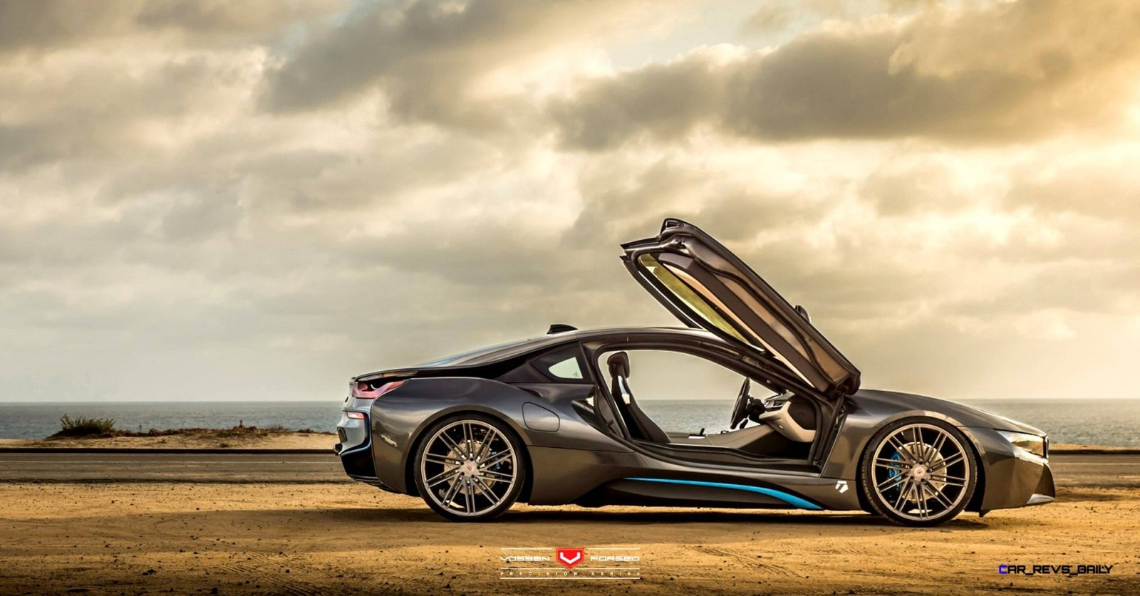 BMW i8 - Vossen Forged VPS-309  - © Vossen Wheels 2015 -  1013