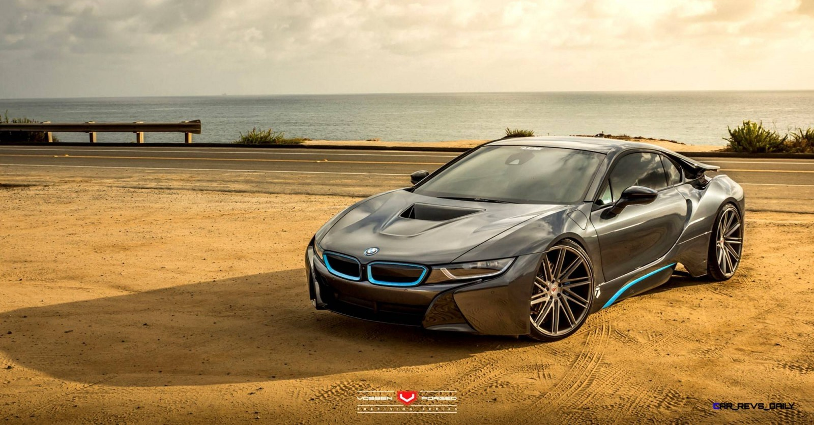 BMW i8 - Vossen Forged VPS-309  - © Vossen Wheels 2015 -  1003