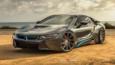 BMW i8 - Vossen Forged VPS-309  - © Vossen Wheels 2015 -  1004