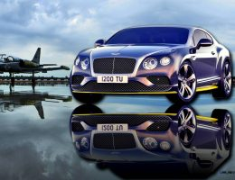 2016 Bentley Continental GT Speed BREITLING JET TEAM Special